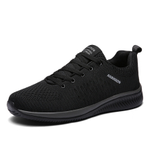 Mlcriyg Unisex Air Mesh Breathable Men Running Shoes Outdoor Sneakers Cheap Sport Male Black Athletic Man