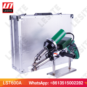 Image 5 - プラスチック押出溶接ガンプラスチック押出溶接機pp hdpe手溶接押出機ハンド押出機lesite LST600A