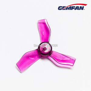 4Pairs 8pcs 1mm 3-Blade Gemfan 1219 1.2x1.9x3 31mm Hollow cup brushless motor CCW/CW propeller RC Drone airplane parts