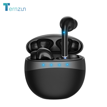 M19 TWS Wireless Bluetooth Headset V5.0 Stereo Bass Touch Operation Earbud Headset for Huawei iPhone Xiaomi Samsung Phone