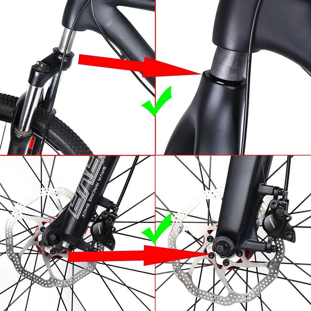 Carbon Fiber Mountain Bike 26ER//29ER Front Fork MTB Bicycle Forks OEM Bike Fork