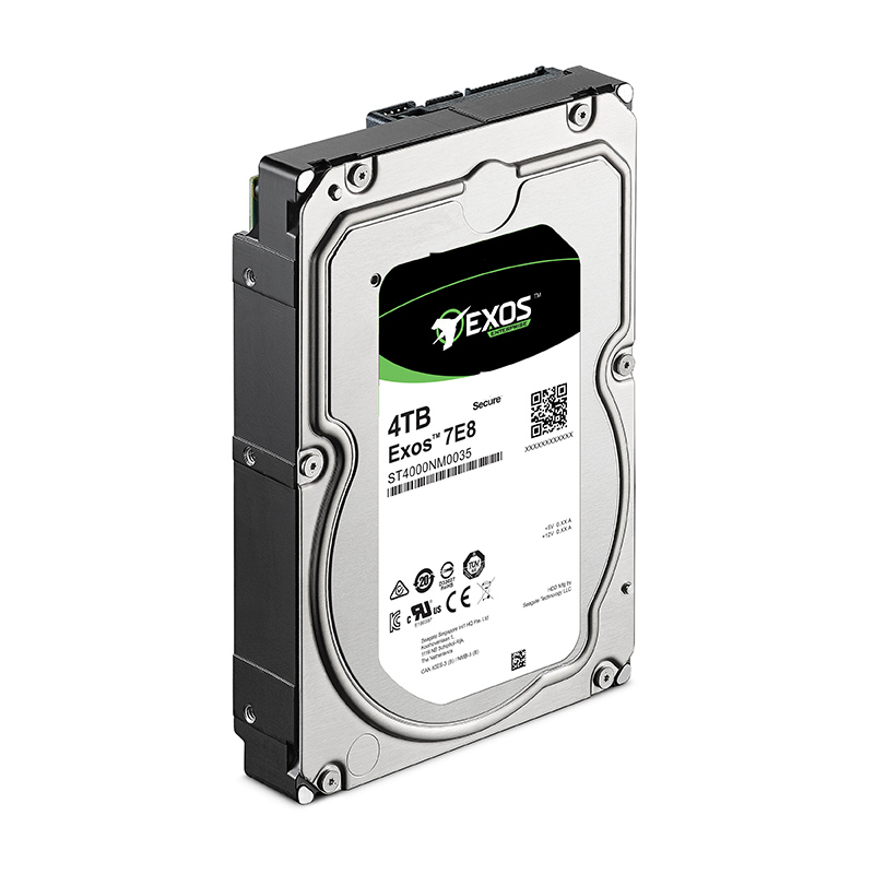"""New HDD For Seagate Brand 4TB 3.5"""" 7.2K SATA 6Gb/s 128MB 7200RPM For Internal Hard Disk For EnterpriseHDD For ST4000NM000A 3"""