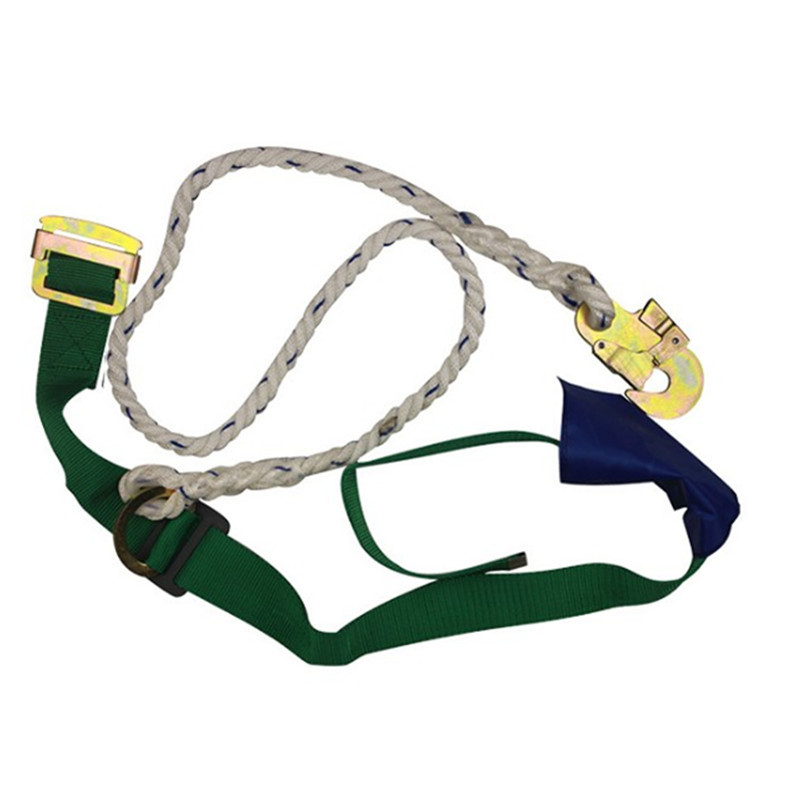 Manufacturers Direct Selling Labor Safety Single Waist Body Harness Outdoor Aerial Homework Electrician Safety Belt Protective E