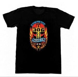 Догтауна крест рубашка 12 футболка Венеция догтауна Zboys Альва SMA винтажный скейтборд