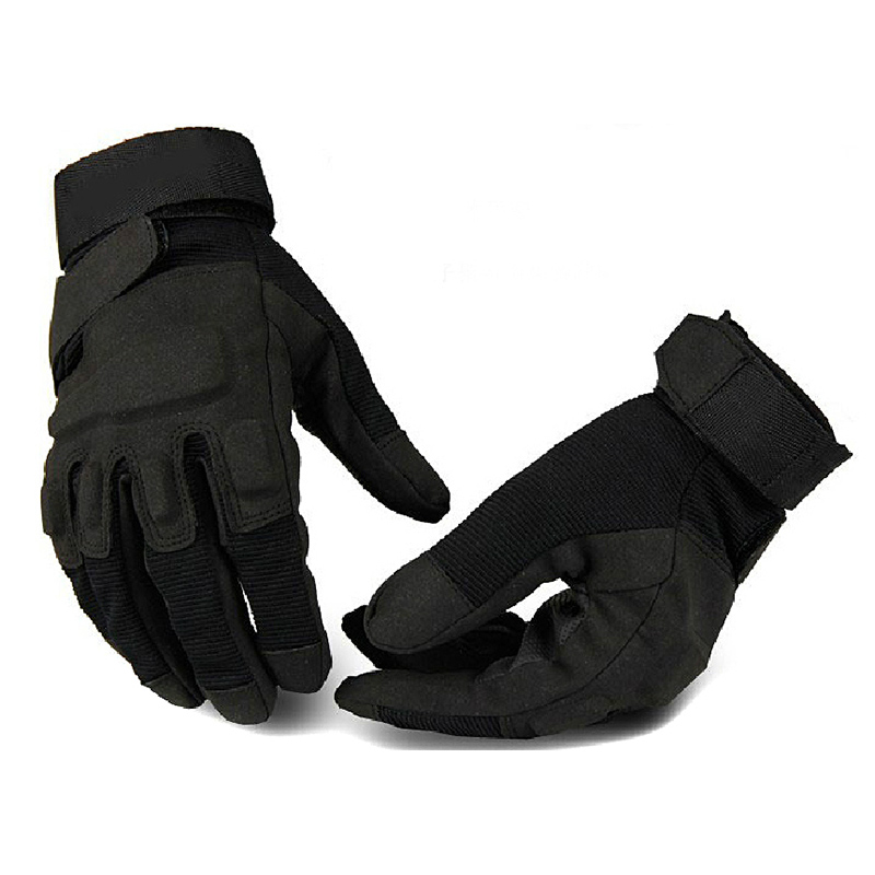 Tactical Hunting Shooting Gloves Military Army Airsoft Paintball Sports Camping Motocycel Riding Cycling Full Finger Gloves