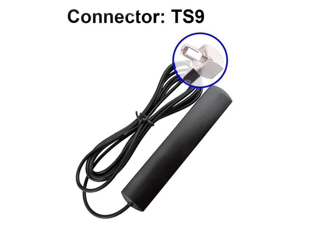 2X TS9 9dBi MIMO GSM GPRS WiFi Bluetooth LTE Network Antenna for MiFi Modem Hotspot Router USB Modem Dongle Verizon Jetpack