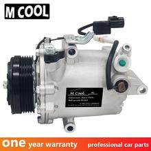 For Mitsubishi Colt Plus Lancer X 1.6 1.8  Smart Forfour mitsubishi lancer ac compressor AKC200A084 7813A151 AKC200A089 7813A057