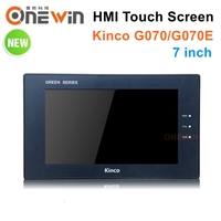 Kinco G070 G070E HMI Touch Screen 7 zoll Ethernet 1 USB Host neue Human Machine Interface upgrade von MT4414T MT4414TE