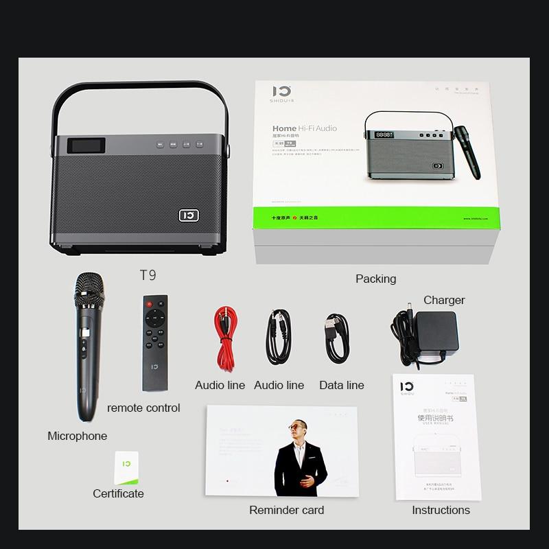 40 Вт беспроводной Bluetooth 5,0 динамик высокое качество для живой музыки инструменты Открытый домашний DSP HIFI портативный Бас Сабвуфер - 5