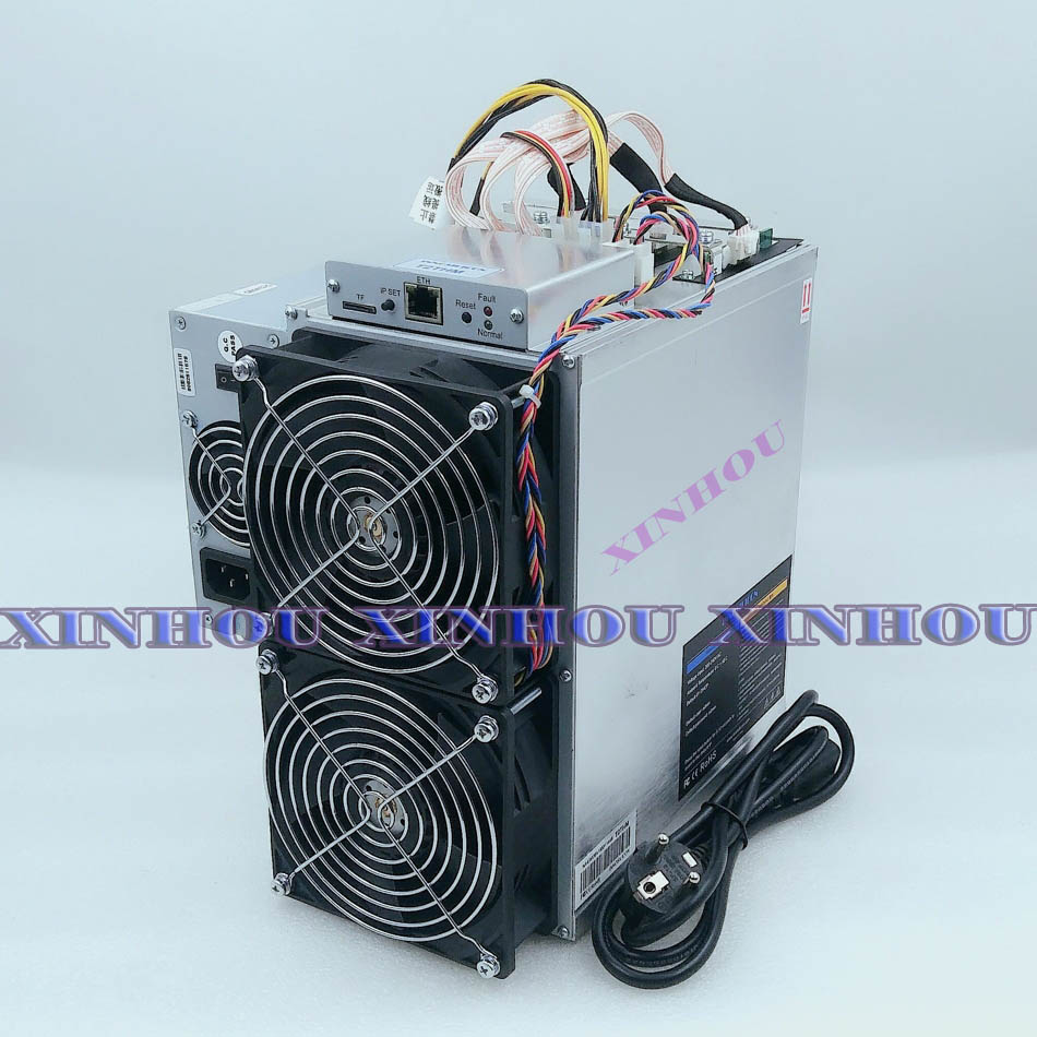Used Bitcoin BTC Miner Innosilicon T2T 29T With PSU Asic Miner More Economical Than T3 Antminer S17 T17 S19 M20S M21S M30S E12