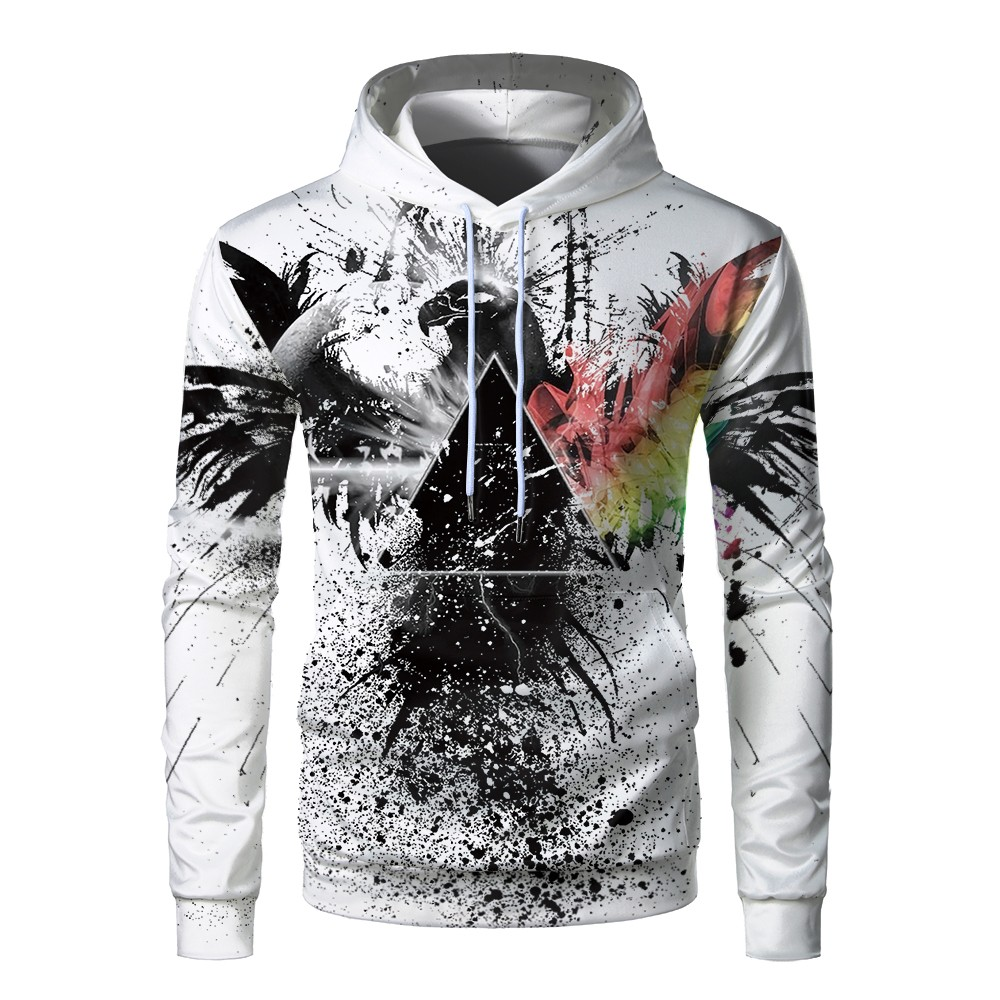 3D Printed 2020 Trend Art Hoodies 9