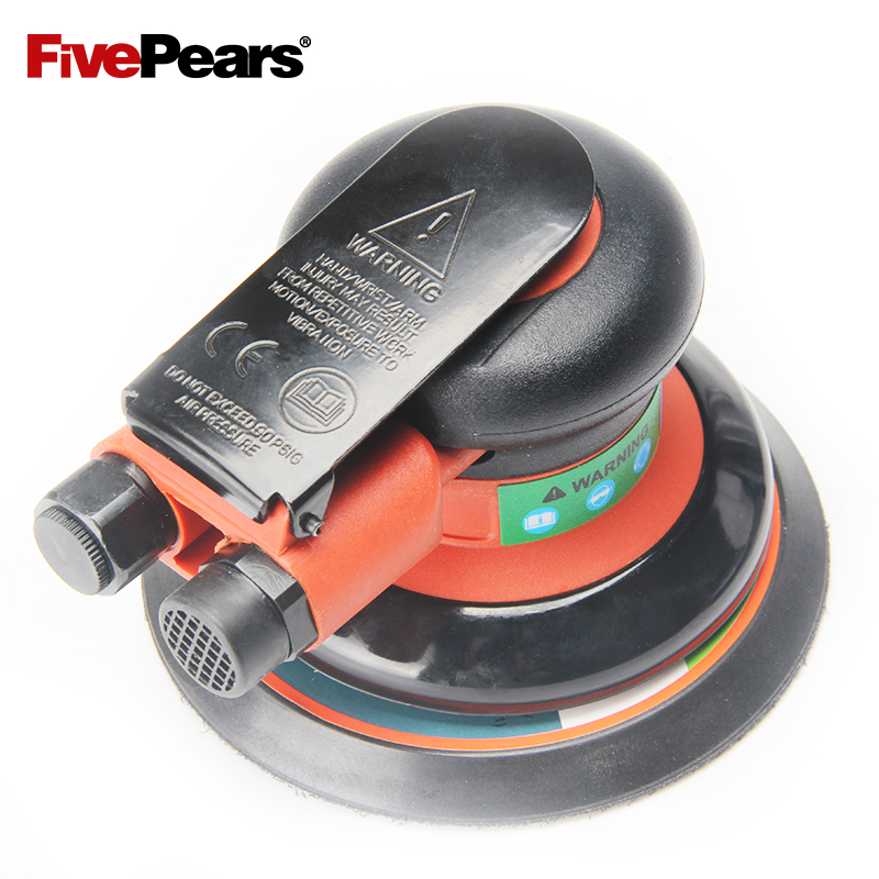 FivePears pnömatik zımpara makinesi 125MM 5