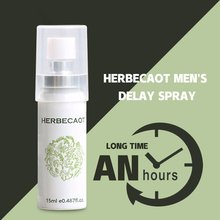 15ML Male Delay Spray Penis Delayed Ejaculation Long Time Se