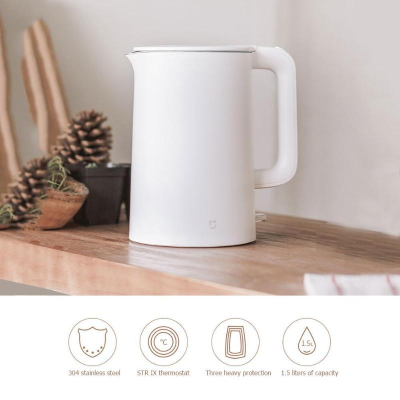 1.5L Water Kettle Handheld Instant Heating Electric Water Kettle Auto Power-off Protection Wired Kettle Dropship