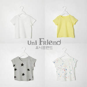 Unifriend South Korea Origional Product Import Childrenswear Men And Women Child Baby