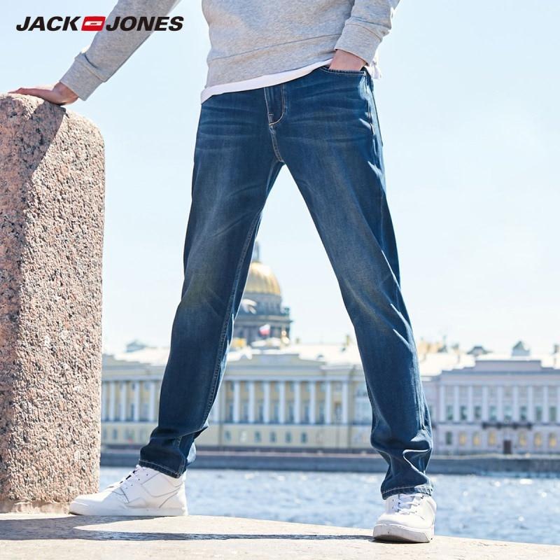 JackJones Men's Soft Stretch Slim Fit Jeans Streetwear 219332550