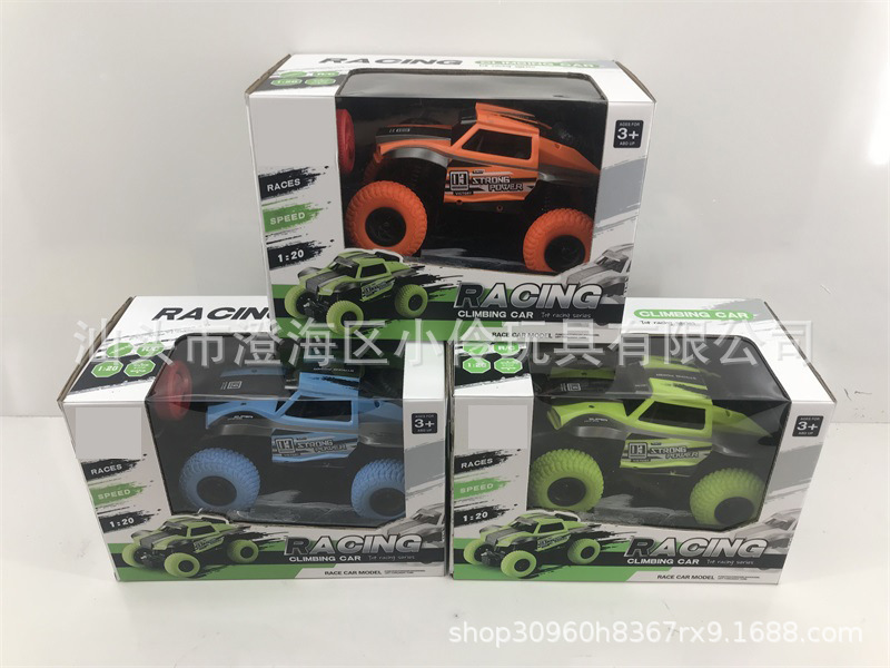 Off-road Remote Control Car Off-road Climbing Car Stone Climbing Remote Control Car Boy Electric Toys Hot Selling