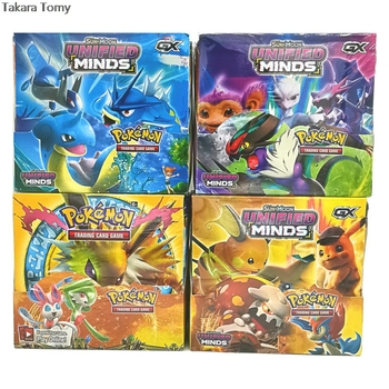 324pcs/set Pokemon TAKARA TOMY Battle Toys Hobbies Hobby Collectibles Game Collection Anime Cards for Children 1