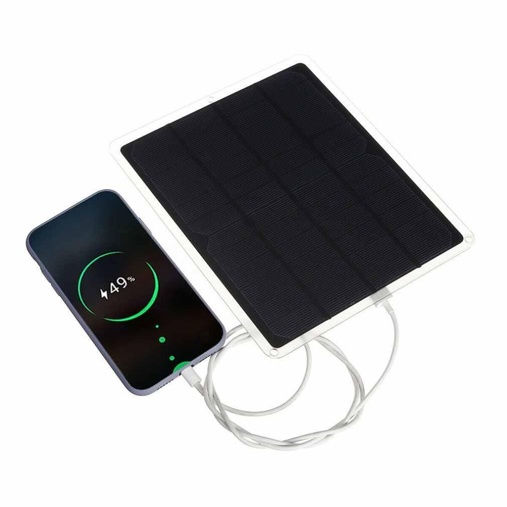 20 ワット/30 ワット/40 ワット防水屋外で配置することができポータブルソーラーパネル発電充電ボード電話のバッテリー充電器