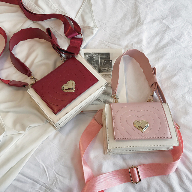 Alligator pattern lady bag 2020 new trendy south Korean version of foreign style versatile chain messenger bag