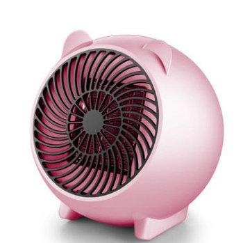 Mini 250W Space Heater Portable Winter Warmer Fan Personal Electric Heater for Home Office Ceramic Small Heaters US/ EU Plug new hot 500w mini portable ceramic heater electric cooler hot fan home winter warmer us plug