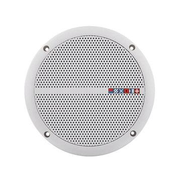 2X 60W Waterproof Ceiling Speaker Syatems 3D Stereo Flush Mount Home Theater Loundspeaker Amplifier In-Wall/Boat/Car/Marine