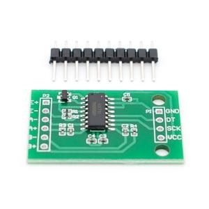 Image 1 - משלוח חינם 20PCS HX711 מודול במשקל חיישן 24 הספירה מודול חיישן לחץ