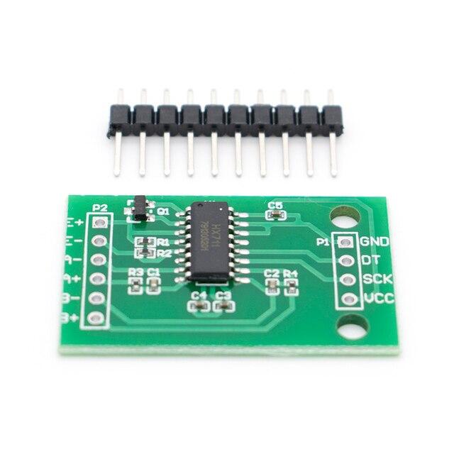 Freies Verschiffen 20PCS HX711 modul wiegen sensor 24 ad modul drucksensor