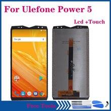 Оригинальный дисплей для ulefone power 5 ЖК набор ремонта экрана