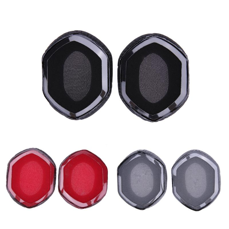 Replacement Ear Pads Cushion Comfortable Sponge Earpad For V-MODA XS Crossfade M-100 LP2 LP DJ Headphones