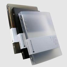 Прозрачный креативный кольцевой переплет b5/a5 a6 pp блокнот