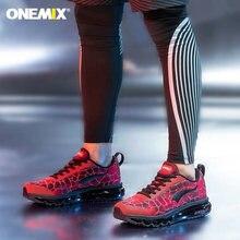 Onemix зимние мужские кроссовки для бега дышащие удобные спортивные