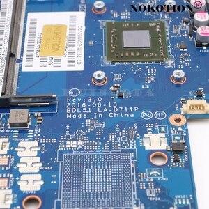Image 5 - NOKOTION 854962 601 854962 001 Laptop Motherboard for HP 255 G5 15 BA BDL51 LA D711P 858589 601 858589 001 Main board