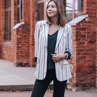Lady coat Women Striped Blazer Autumn Female Work Jacket Vintage High Quality Fashion Office Lady Elegant Blazers Black White