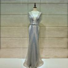 купить Dubai Luxury Mermaid Evening dress 2019new vestidos de fiesta de noche robe de soiree  long dress по цене 16871.59 рублей