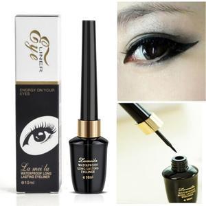1 pièces Eyeliner noir tridimensionnel séchage rapide sans floraison Eyeliner liquide durable imperméable à l'eau éclaircir les yeux outil de maquillage