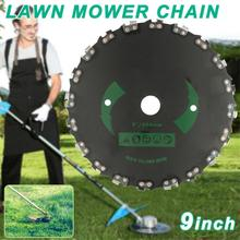 High Quality Brushcutter Blade Woodworking Chain Disc Angle Grinding Chain Cutting Disc Accessories