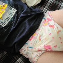 ddlg fragrance marshmallow adult diaper abdl baby diapers cute Diapers disposable diapers dummy little space Oversized waist XL