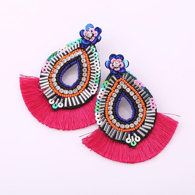Earrings for women Statement earrings boho drop earrings jewelry