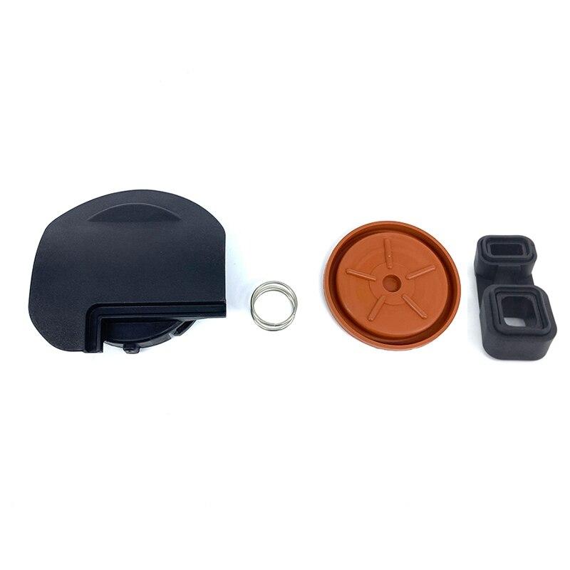 Kit de reparación de cubierta de válvula PCV con membrana para 02-19 Mini Cooper Peugeot 207 EP6 VTI 11127646554