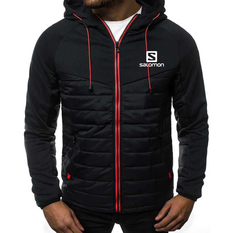 2020 New Fashion Hoody S Printing Autumn Men Hoodies Sweatshirts Casual Hooded Sportswear Jacket Coat Zip Cardigan