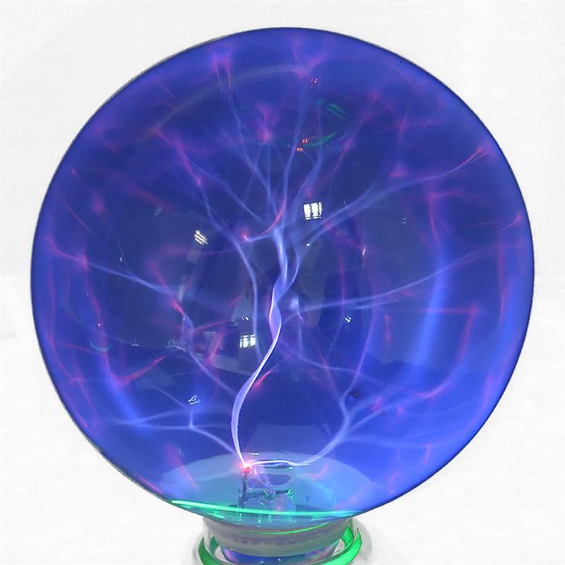 Plasma Ball Lamp Party Lights Crysta Magic Ball Ion Sphere Night Lightning Atmosphere Lamps For KTV Purify Novelty Night Light