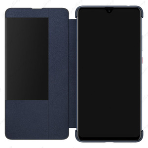 Image 4 - Original Huawei mate 20 X case Ultra Slim PU Leather Case For Mate 20 X  Window Sleep Wake up Flip Cover Mate 20X phone Cases