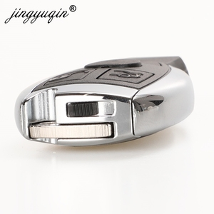 Image 4 - Jingyuqin VVDI להיות מפתח פרו לנץ V1.5 PCB מרחוק מפתח שבב גרסה משופרת חכם מפתח יכול להחליף 315/433Mhz MB BGA