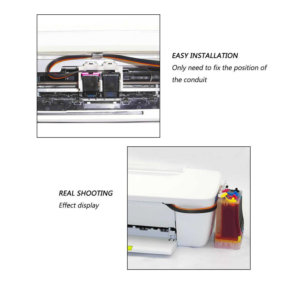 GraceMate 304 CISS için uyumlu toplu mürekkep Hp 304 XL için Envy 5010 5020 5030 5032 5034 5052 5055 2620 2630 2632 yazıcılar