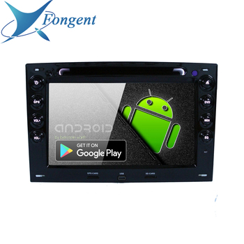 for Renault Megane 2 ii 2003 2004 2005 2006 2007 2008 2009 2010 GPS RDS PC IPS Android Unit Car DVD DSP Radio Multimedia Player image
