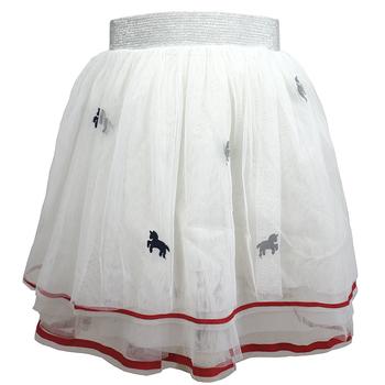 Spódnica dziewczęca spódniczka Pettiskirt spódniczki dziewczęce krótka spódniczka dziecięca krótka spódniczka dziecięca siatkowa spódnica do stroju balowego 11Y 4D0666 tanie i dobre opinie Nowość CN (pochodzenie) Dobrze pasuje do rozmiaru wybierz swój normalny rozmiar POLIESTER spandex Zwierząt PATTERN