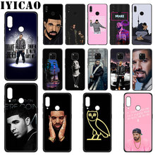 Rapper Drake Soft Silicone Case for Huawei Mate 30 Pro Lite Y9 Prime P9 P8 Cover