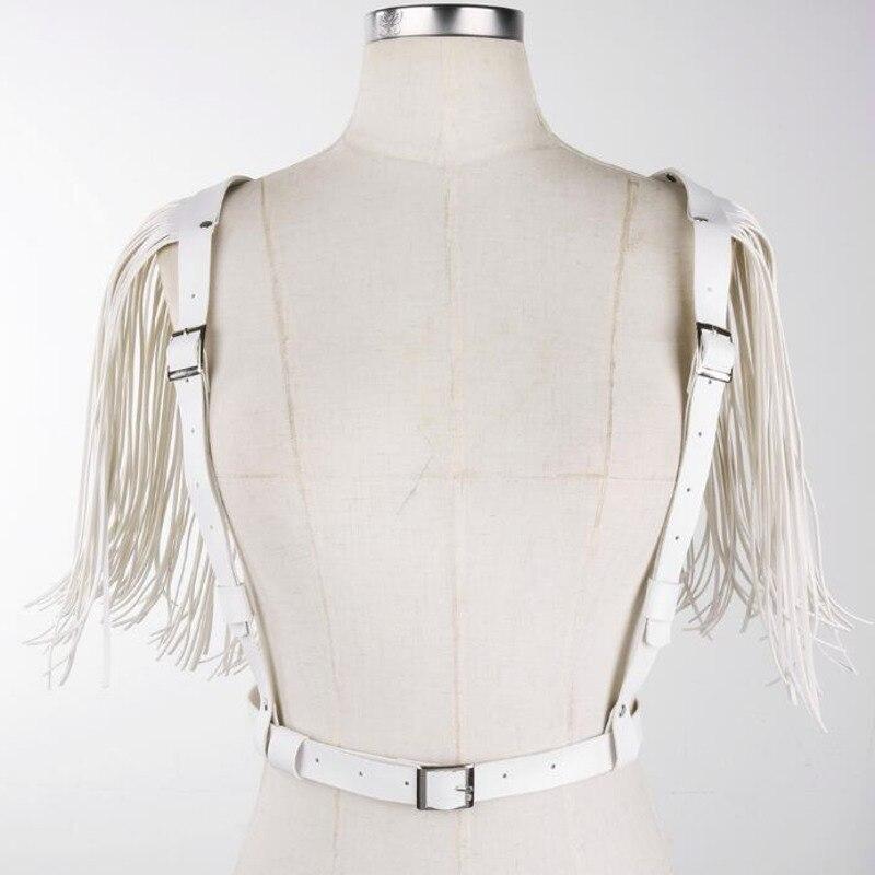 2020 Spring All-match Punk Style Trendy Tassel Corset Belt Fashion New Design Female PU Wide Belt Solid Stylish Strap Belt ZK508