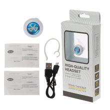 Mini Bluetooth Earphone In-Ear Wireless Ear Stereo Handfree Earpiece Headset DXA